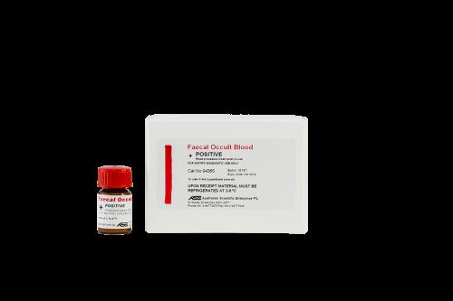 Faecal Occult Blood Quality Controls - ASEonline.com.au