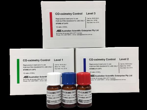 CO-oximetry Quality Controls